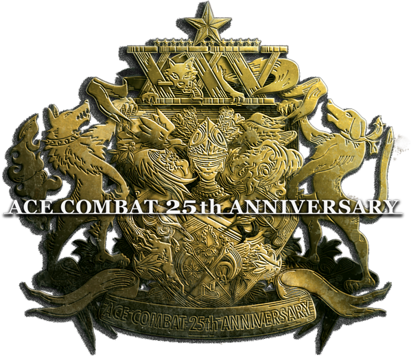 ACE COMBAT 25th ANNIVERSARY